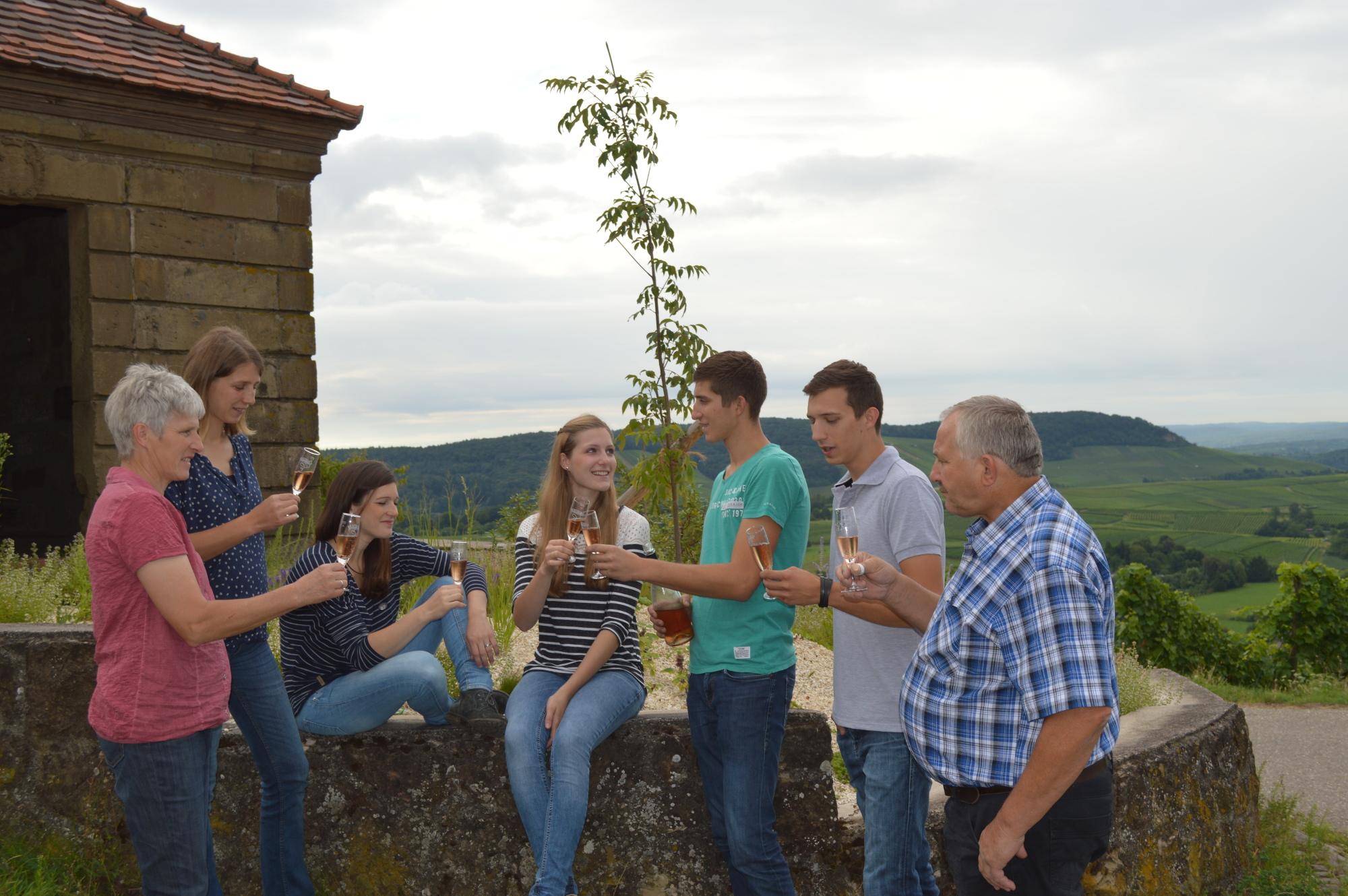 Weingut & Familie