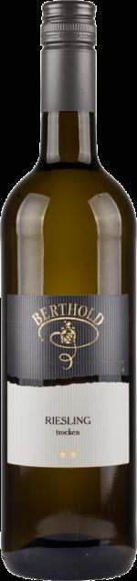 weingut-berthold-riesling-trocken-2-sterne-gold
