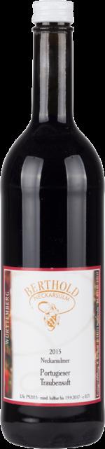 weingut-berthold-neckarsulmer-portugieser-traubensaft-2015